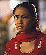 Parminder Nagra stars in Bend It Like Beckham