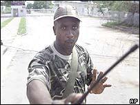 Loyalist soldier
