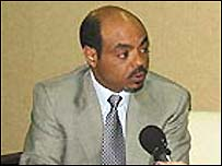 Meles Zenawi 