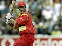 Former Zimbabwe international Neil Johnson