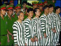 Nam Cam (left) with his co-accused