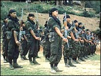 Naga rebels