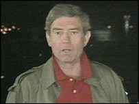 Dan Rather in 1990
