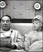 With Freddie Frinton in Meet the Wife
