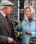 As Edie in Last of the Summer Wine