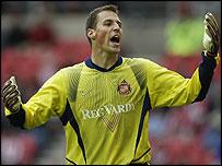 Sunderland's Thomas Sorensen