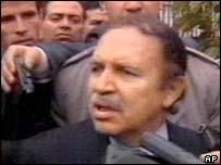 President Abdul Aziz Bouteflika