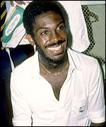 Former West Indian fast bowler Michael Holding