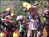 Refugees in Sierra Leone