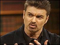 George Michael on the BBC's Hardtalk