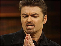 George Michael on the BBC's Hardtalk