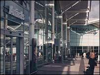 Birmingham International Airport