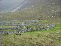 St Kilda peat bog, Meharg