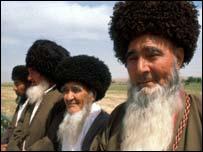 Turkmen people, Ashgabat