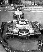 The West Pier in 1938