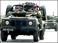 Pathfinder platoon