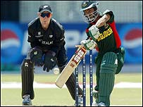 Bangladesh batsmen find it hard to deal with rising ball