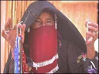 Jordanian woman