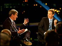 Jeremy Paxman interview Tony Blair
