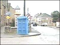 The Tardis in St Agnes