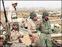 Iraqi Republican Guard soldiers