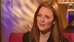 Julianne Moore interviewed by BBC Breakfast