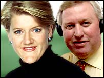 Clare Balding and Jim McGrath bring you top-class racing from around the country