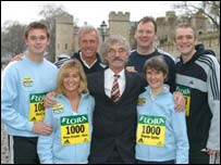 The Flora 1000 Mile Challengers