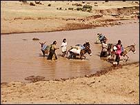 The Bilate river