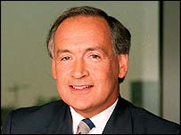 Alastair Stewart, courtesy ITV