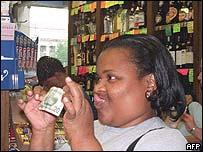 US consumer