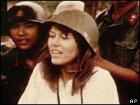 Jane Fonda in 1972