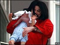 Baby Prince Michael II