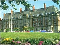 Royal Victoria Infirmary