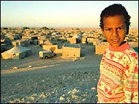 Saharawi camp (Photo: Danielle Smith)
