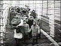 Nazi concentration camp