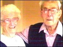 Anne and Bert Ivison