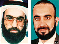 Khalid Sheikh Mohammed's pictures on FBI website