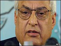 General Amer al-Saadi