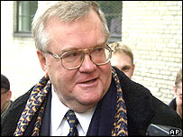Centre Party leader Edgar Savisaar