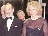 Prince and Princess Michael of Kent