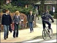 Students in Bristol