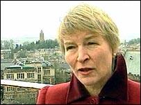 Bristol's Patricia Broadbent: