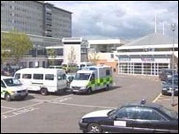 The University Hospital of Wales, Cardiff