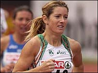 Hendricken is the first Irish athlete to have failed a drugs test involving an anabolic steroid