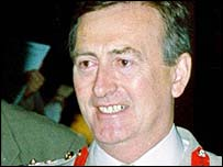 Brigadier Saunders