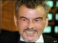 Horst Buchholz in 1996