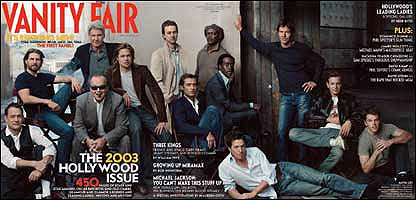 Vanity Fair's 2003 Hollywood Issue