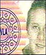 Kenyon and DVLA stamp