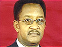 Nahashon Nyagah, governor, Central Bank of Kenya